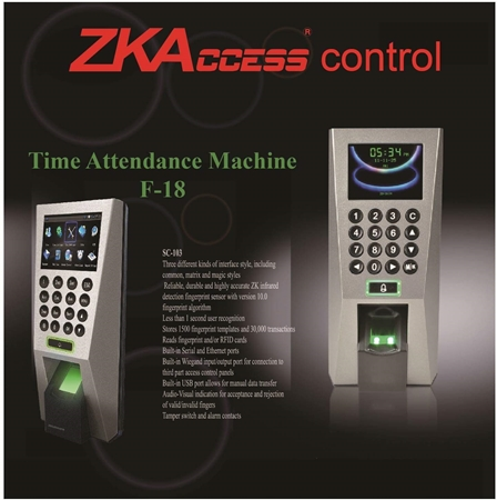 Picture for category Access Control