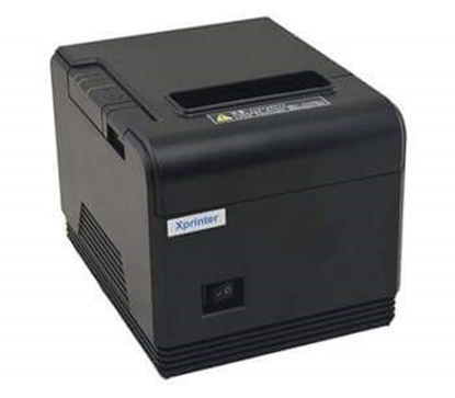 Picture of PRINTER XP-Q200 POS MINI THERMAL RECEIPT PRINTER